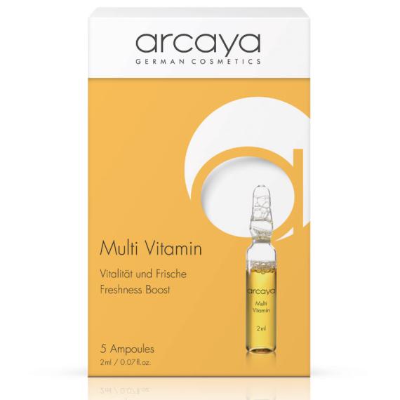 Multi Vitamin Ampullen - Artikelnummer: 0173