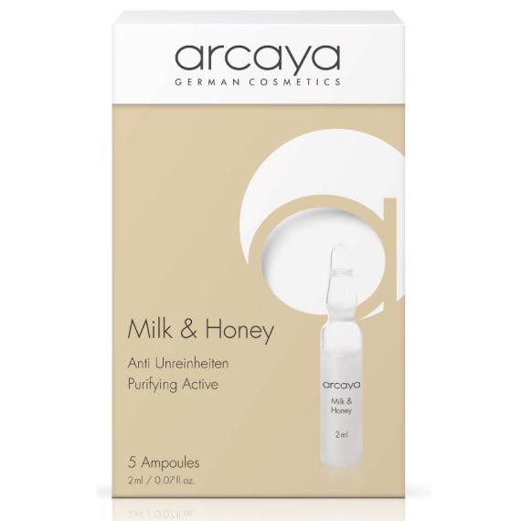 Milk & Honey Ampullen - Artikelnummer: 0182